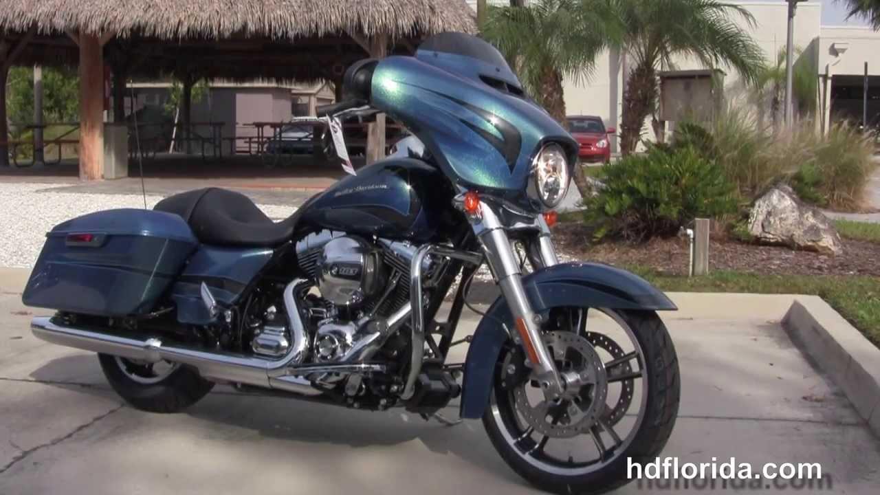 new 2014 harley davidson street glide motorcycle for sale youtube. Black Bedroom Furniture Sets. Home Design Ideas