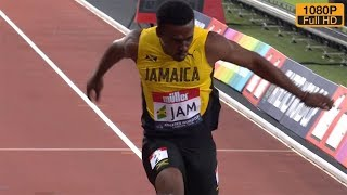 Men's 100m at Athletics World Cup 2018