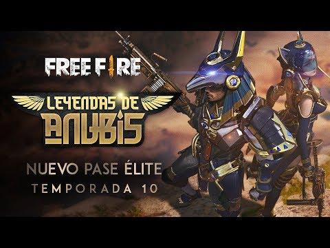 Vídeo Oficial: Novo Passe de Elite 10 - Deuses Egípcios