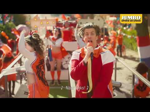 JUMBO  EK reclame 2021 - Snollebollekes juichcape