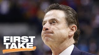 First Take reacts to Rick Pitino out at Louisville   First Take   ESPN