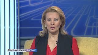 Эксклюзивное интервью зам главного врача БСМП №1 по коронавирусу программе «Наше Здоровье» со Светланой Аксёновой