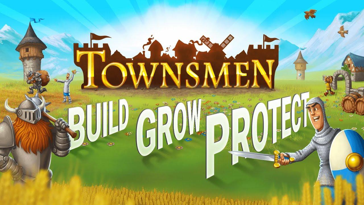 เล่น Townsmen – เกมกลยุทธ์ on PC 1