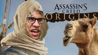 PYRAMID SCHEMES - Assassin's Creed Origins Gameplay