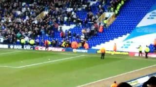 Landon Donovan's 'last' game for Everton 2010