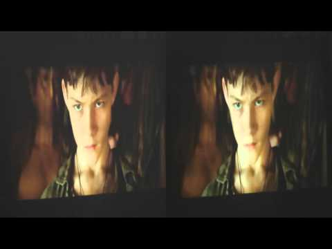 Pan 3d Trailer in 3d CAM