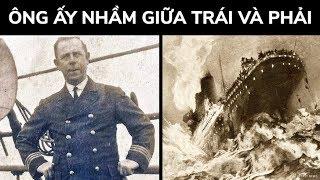 Đó có lẽ là người đã phá hủy tàu Titanic
