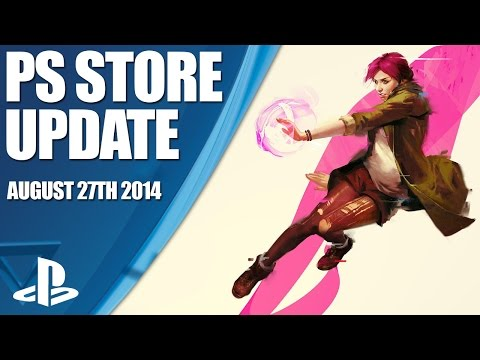 PlayStation Store Highlights - 27th August 2014