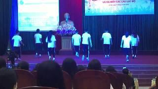 Mashup nhảy Shuffle Dance cực hay tại trường Cao Đẳng Quân Y 1
