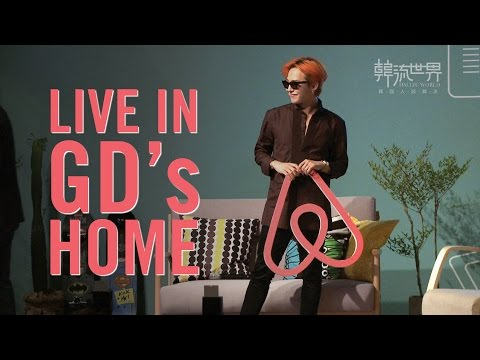 LIVE in G-DRAGON's home for 3 days 2 nights (ENG SUB)