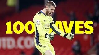 100 Best Goalkeeper Saves Of 2020/2021 Season