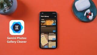 تطبيق خيالي لتنظيف ألبوم الصور في الآيفون -