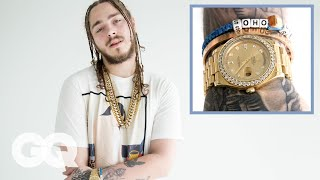 Post Malone on His Insane Jewelry Collection | GQ