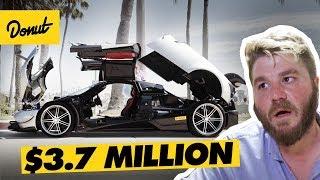 Pagani Huayra BC - The $3.7 MILLION Dollar Supercar