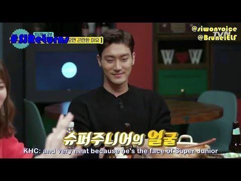 [ENGSUB] 171013 tvN Life Bar EP40 cut - Lee Sooman's fav horse-face, Choi Siwon
