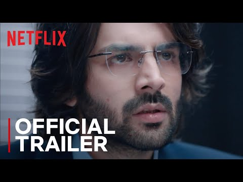 Dhamaka official trailer featuring Kartik Aaryan