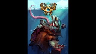 How a Tahm Kench Main Became Rank 1 in Korea