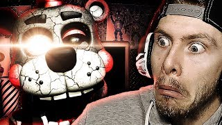 SALVAGED LEFTY JUMPSCARE!! | Five Nights at Freddy's 6 Gameplay! - Part 3