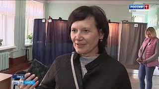 По предварительным данным, явка на избирательные участки в Омске не превысила 14 процентов