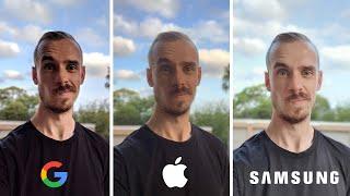 iPhone XS vs Pixel 3 XL vs Galaxy S10+ Camera Comparison