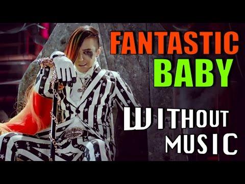 FANTASTIC BABY - BIGBANG (#WITHOUTMUSIC parody)