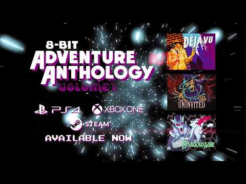 8-bit Adventure Anthology: Volume I Video Screenshot 1