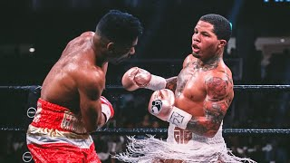 Gervonta Davis vs Yuriorkis Gamboa HIGHLIGHTS
