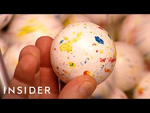 How Jawbreakers Are Made