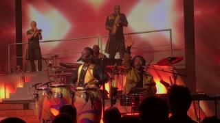 Earth Wind and Fire Concert - Austin Texas 3/4/2018