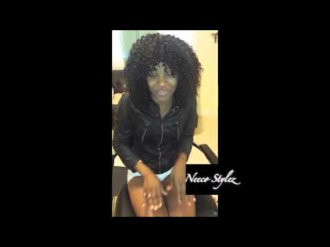 Client Review Full Sew In