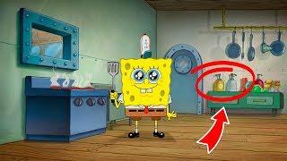 10 Amazing Secrets Hidden in Spongebob