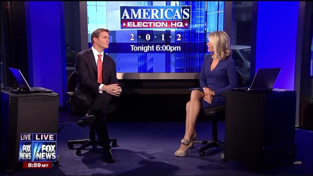 Martha Maccallum Tan Pantyhose Cleavage 11 06 12 Hd Youtube