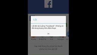 Fix lỗi không cài hoặc cập nhật được ứng dụng trên Android