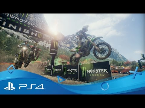 MXGP 3 | Announce Trailer | PS4