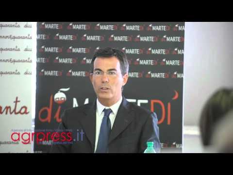 Diciannovequaranta e DiMartedì, nuovi programmi di Floris su La7: conferenza stampa