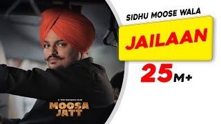 Jailaan – Sidhu Moose Wala (Moosa Jatt) Video HD