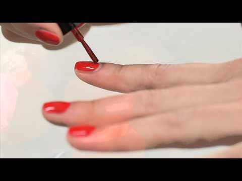 SensatioNail™ Invincible Gel Polish Application