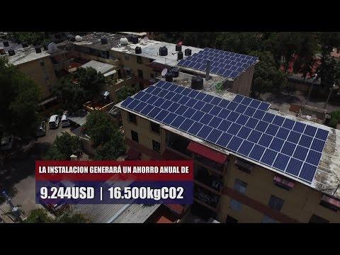 Alusín Solar | Ingrap | Instalación proyecto Honduras IEI
