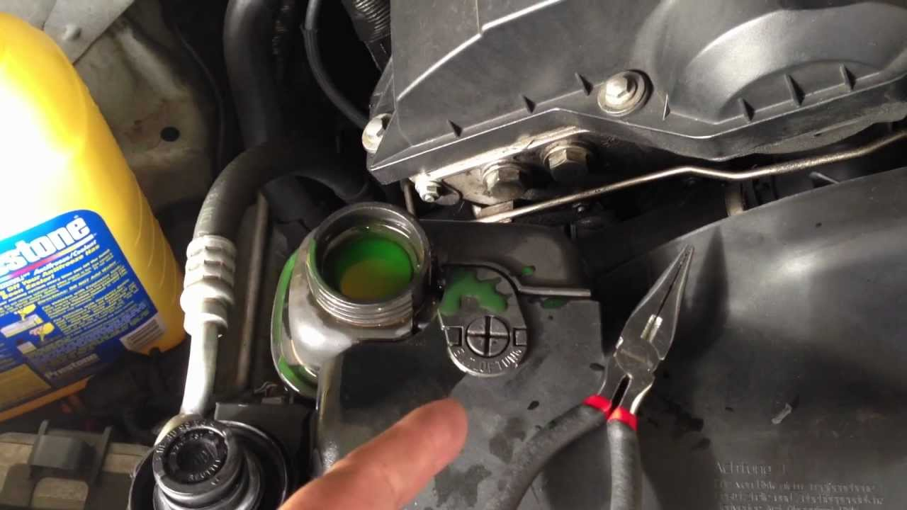 How To Remove Air Bubbles From Your Radiator Engine Block