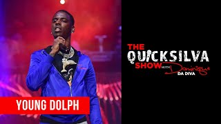 Young Dolph Joins The Quicksilva Show with Dominique Da Diva
