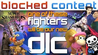 The NEXT 2 DLC Fighters ARE IN HERE - Most Likely Super Smash Bros. Ultimate Fighters Pass Picks!