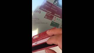 Agribank: Cách sử dụng thẻ ATM
