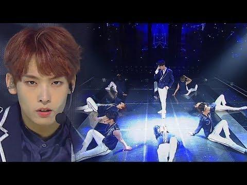 《POWERFUL》 SF9(에스에프나인) - Now or Never(질렀어) @인기가요 Inkigayo 20180812