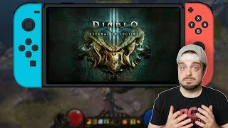 How Does Diablo III Perform on Nintendo Switch? | RGT 85