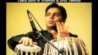 Enayet Hossain - Tabla Solo in Teental: Enayet Hossain