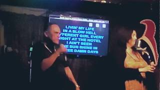 Kid Rock - Picture (karaoke) with Sussan