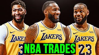 HUGE NBA TRADES! This Will Change EVERYTHING!
