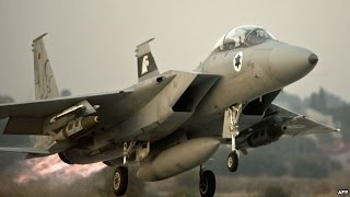 الحكومة السورية تتهم اسرائيل بشن غارات على مواقع قرب دمشق