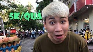 HUYCUNG DU KÍ 4: Cầm 20k , ăn gì ở Sài Gòn? | Huy Cung Official