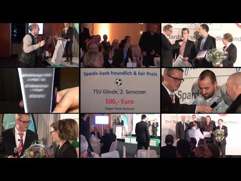 Die 14. Gala des freundlich & fair Preises der Sparda-Bank Hamburg eG | ELBKICK.TV